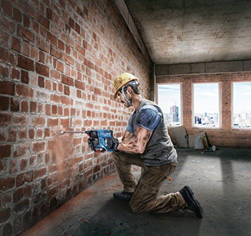 Le perforateur sans fil Bosch Professional 0611911000