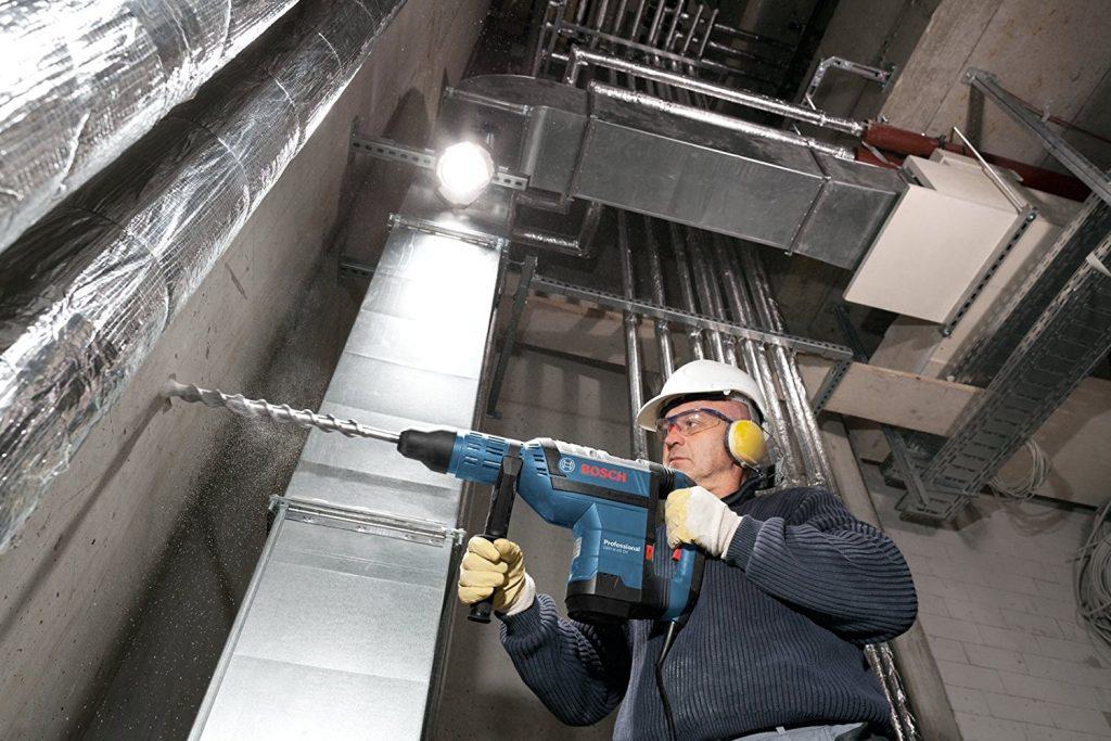 Un perforateur qui vous permettra de venir à bout de tous les matériaux
